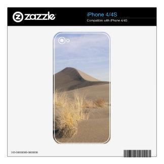 Formaciones de la duna de arena. Parque de estado  Skins Para eliPhone 4