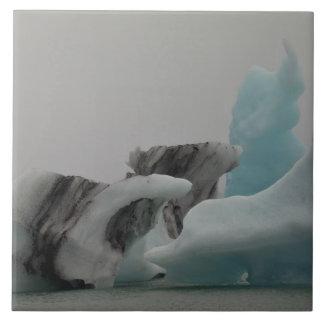 Formaciones del iceberg azulejos