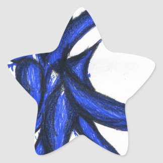 Formal Chaotic Entropic Entity Star Sticker