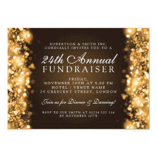 Fundraiser Invitations & Announcements | Zazzle