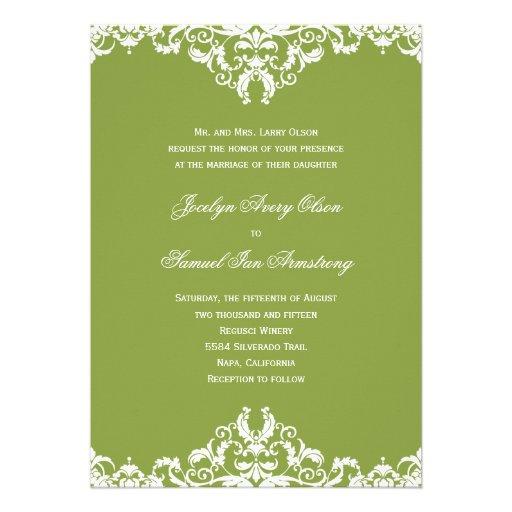 shop elegant formal wedding invitations