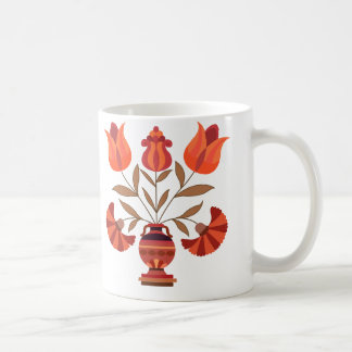 Formal Flowers 11 oz.  mug
