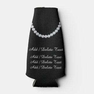 Formal Gathering -Black Tie Affair - Bottle Cooler