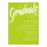 Formal Graduation Party Announcement