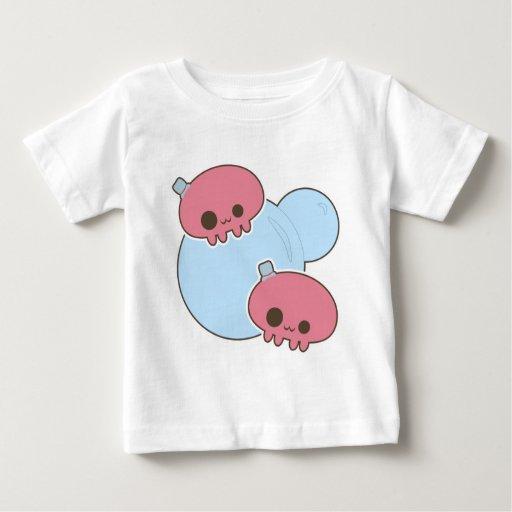 Formal Little Octopus T Shirt