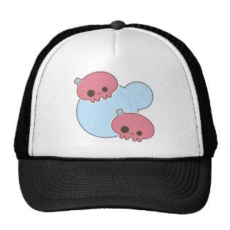 Formal Little Octopus Trucker Hat