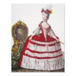 Formal Marie Antoinette ~ Invitations