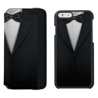 Formal Men's Tuxedo Tux iPhone 6/6s Wallet Case