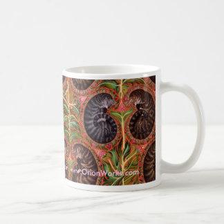Formal Paisles, Formal Paisles, Formal Paisley,... Classic White Coffee Mug