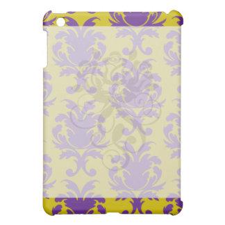 formal royale damask design iPad mini case