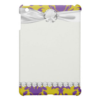 formal royale damask design iPad mini cover