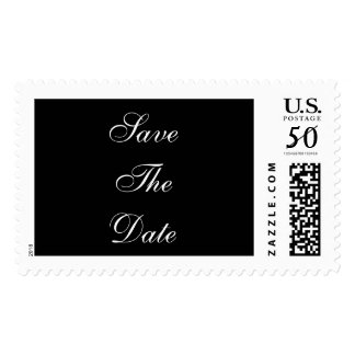 Formal Save The Date Postage
