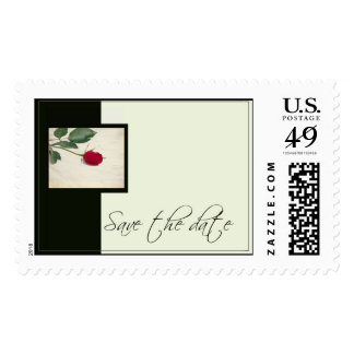 Formal Save the Date stamp