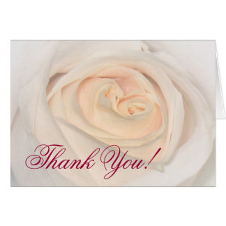 Formal Thank you Notes Stationery Note Card
