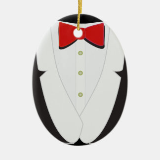 Formal Tux Ornament
