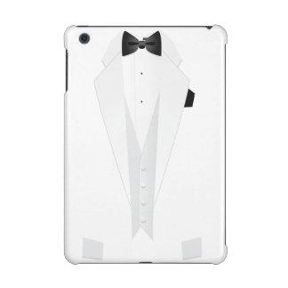 Formal White Mens' Tuxedo Suit  Retina Ipad Mini C iPad Mini Retina Cases