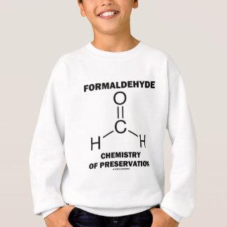 Formaldehyde Chemistry Of Preservation (Molecule) Sweatshirt