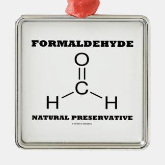 Formaldehyde Natural Preservative (Molecule) Christmas Ornament