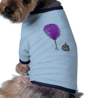 FormalPenBrassBell051211 Camisa De Perro
