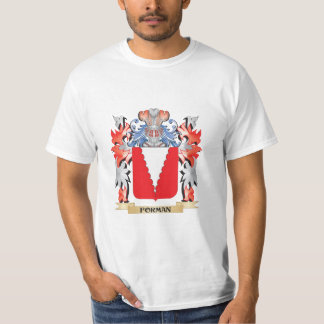 Forman Coat of Arms - Family Crest T-Shirt
