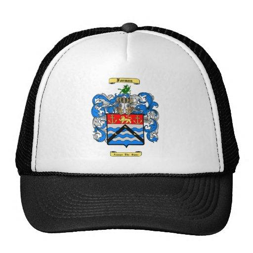 Forman Hat