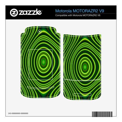 Formas abstractas coloridas MOTORAZR2 v9 skins