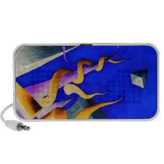 Formas de desaparición II iPod Altavoces