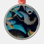 Formas de desaparición III Ornamento Para Reyes Magos