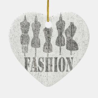 Formas del vestido del sastre del vintage ornamente de reyes