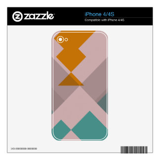 Formas diversas skins para eliPhone 4S