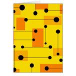 Formas geométricas - tarjeta