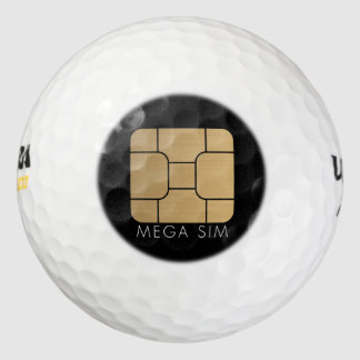 Formato mega de la tarjeta elegante de SIM