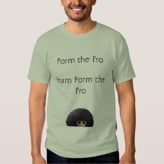 Forme para camisas