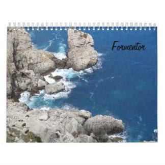 formentor calendar