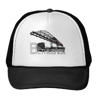 Former Bethlehem Steel Trucker Hat