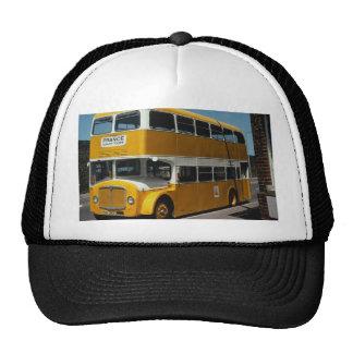 """Former Cardiff AEC """"""""Bridgemaster"""""""" decker with lo Trucker Hat"""