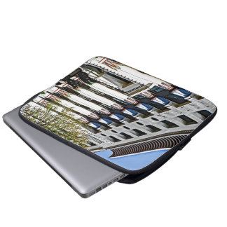 former Carreras Factory, London Laptop Sleeves