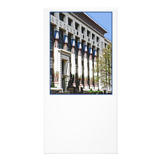 former Carreras Factory, London Photo Card Template