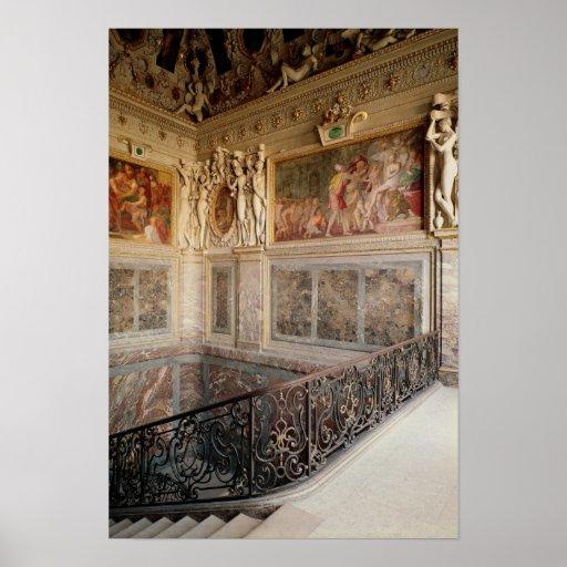 Former chamber of Anne de Pisseleu Poster