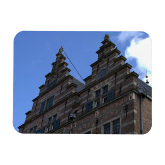 Former city hall, Naarden Rectangular Photo Magnet