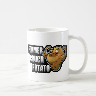 Former Couch Potato Exercise/Fitness Design Coffee Mugs