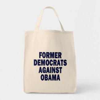 Former Democrats against Obama Bag
