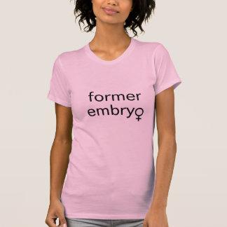 former embryo (female) T-Shirt