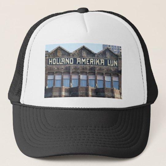 Former HAL office, Rotterdam Trucker Hat
