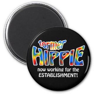 Former Hippie Magnet