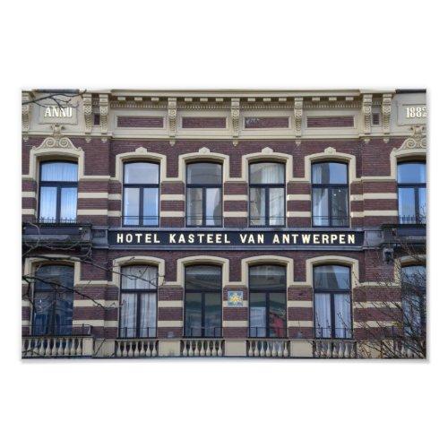 Hotel Kasteel van Antwerpen, Utrecht