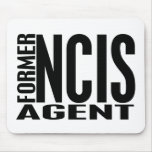 Former NCIS Agent Mouse Pad