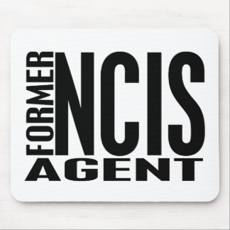 Former NCIS Agent Mousepad