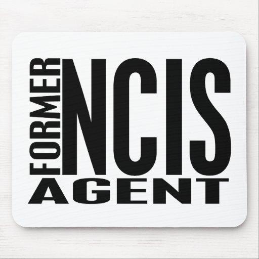 Former NCIS Agent Mousepad