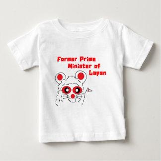 Former Prime Minister of Japan Baby T-Shirt